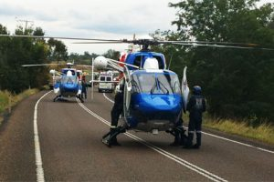 Three Hurt In Second Crash (Near Goomeri)