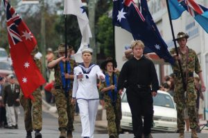 South Burnett Turns Out<br> In Force For Anzac Day