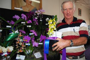 Orchid Lovers Gather<br> At The Wondai Diggers