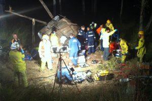 Fatal Traffic Crash At Brovinia