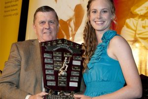 Top Award For Local Sportswoman