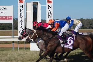 Punters Flock To Nanango Races
