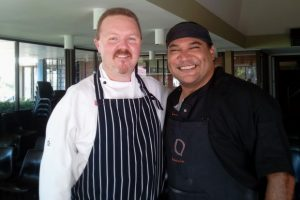 Mark Cooks Up A Storm<br> In The South Burnett