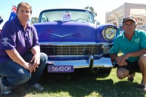 Street Machines Shine At Nanango