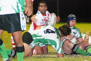 Smallwood Stars In Red Ants Victory