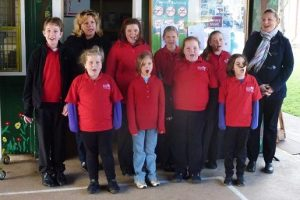 Choir Helps Proston Give Thanks