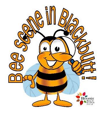Bee Scene In Blackbutt