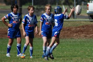 Junior Rugby League Results