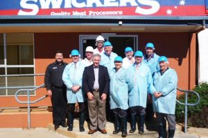 Council Forges Relationship With Swickers