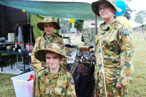 Cadets Set Their Sights On Canberra