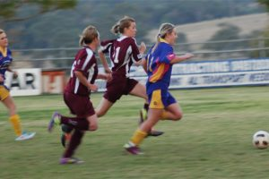 Nanango Still Undefeated