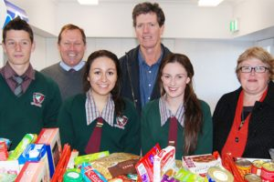 Winter Donations Warmly Received