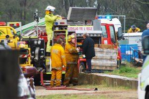 Crews Called To Nanango Fire