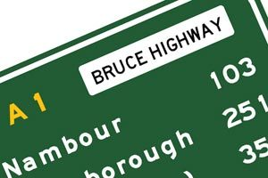 Bruce Hwy Among Australia's Most Dangerous