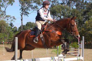 Riders Test Their Skills At Yeppoon