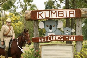 Kumbia Ready For 100th Birthday Party