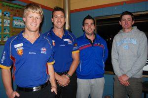 AFL Team Moves A Step Closer
