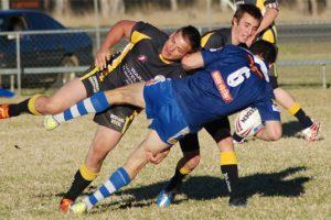 Wolves Win Close Tussle At Nanango