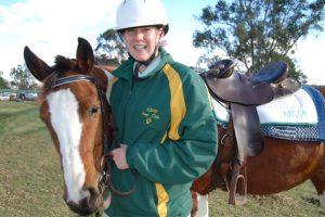 Big Weekend For Nanango Pony Club