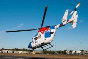 AGL Chopper To Link Up With NSW Service