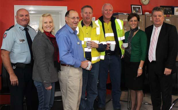 Kingaroy Local Ambulance Committee presentation