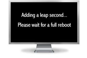 Website Blackouts Caused By Leap Second