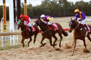 Tight Racing At Wondai