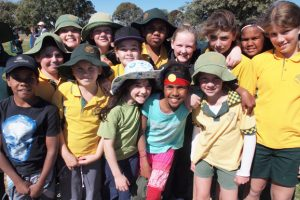 Moffatdale School Teaches Harmony