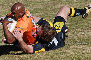 Wolves Suffer Cherbourg's Wrath