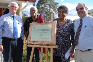 Health Minister Praises Board