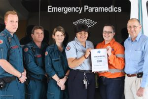 Thiess Safety Pays Off For Ambulance