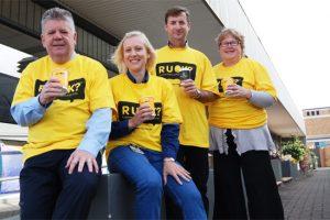 RU OK? Like A Free Coffee?