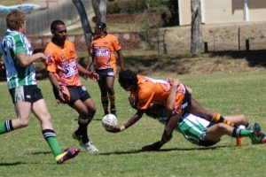 Hornets Charge Into Grand Final