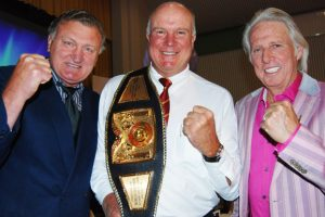 Champions Join Fight Against Cancer