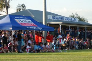 Grand Final Day Draws Big Crowd
