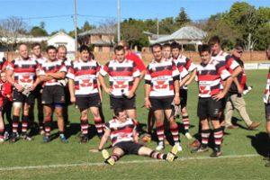Rangers Take Rugby Crown
