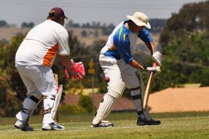 Cricket Starts With A Victory