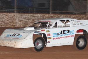 Lap Records Fall At Speedway