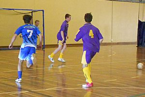 Futsal Teams Challenge For Kingaroy Cup
