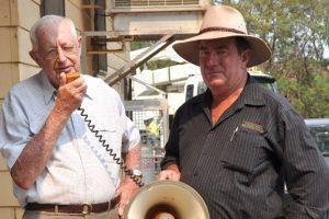 Minister Backs Cattle Sale Yards