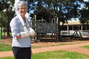 School Accepts Parkland Purchase Price