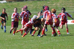 Murgon Leads U18s Ladder