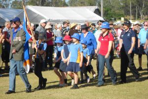Muster Pauses To Remember