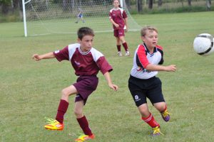Junior Soccer Results – Round 2