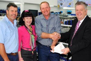 Flood Appeal Funds Released