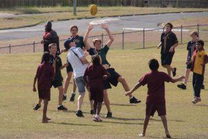 Footy Academy A Step Closer
