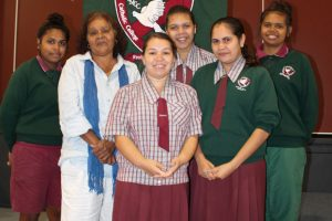 St Mary's Farewells A Much-Loved Aunty