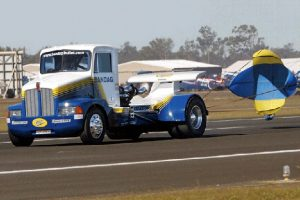 V8 Action In Kingaroy