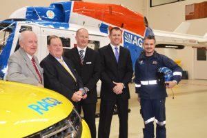 RACQ Takes Over Chopper Sponsorship