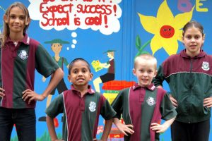 Rivalry Brings Out Best In Wondai Kids